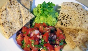 My version of pico de gallo salsa.