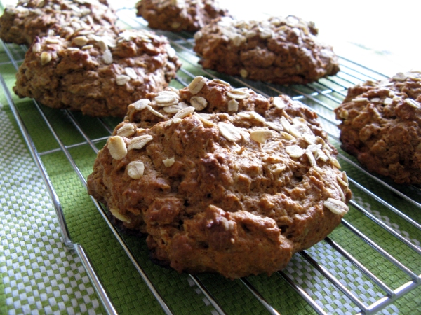 Gingerbread Scones from The Joy of Vegan Baking