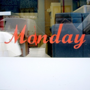 Monday by Caro's Lines on Flickr (CC-A licensed)