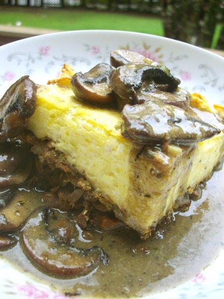 Kreeli's Lentil Shepherd's Pie