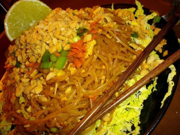 Kreeli's Pad Thai for Vegan Dummies